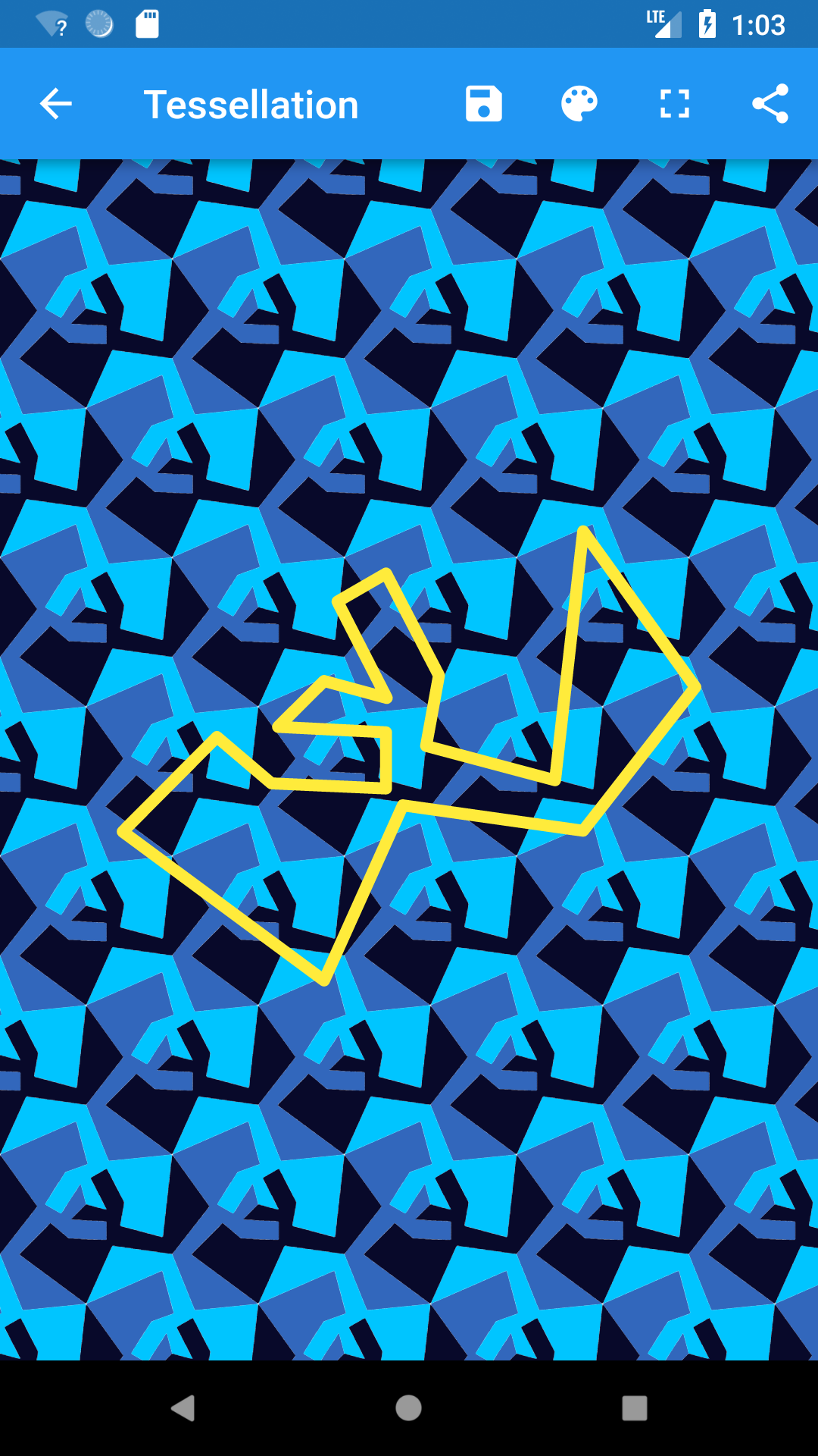 Tessellations for Android
